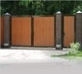 Уличные ворота и калитки