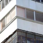 Балкон на первом этаже с нуля