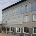 Светопрозрачные фасады